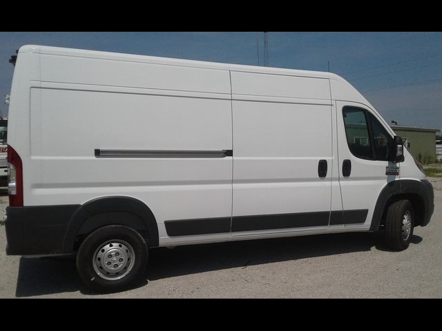 2018 ProMaster 2500 High Roof FWD,  Empty Cargo Van #R2100 - photo 8