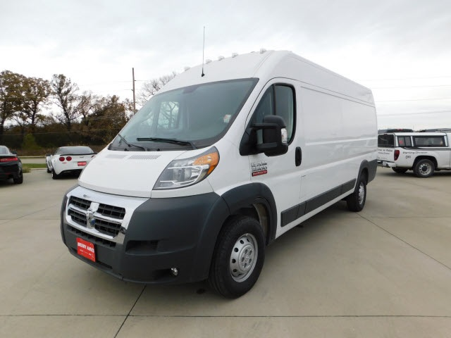 2018 ProMaster 3500 High Roof FWD,  Empty Cargo Van #R2115 - photo 5