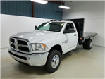2016 Ram 3500 Regular Cab DRW 4x4, Knapheide Platform Body #16922-1 - photo 1