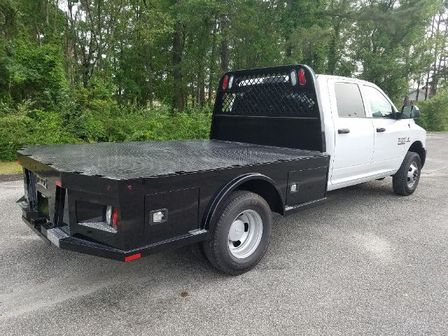 2017 Ram 3500 Crew Cab DRW 4x4, Knapheide Platform Body #17019-1 - photo 17