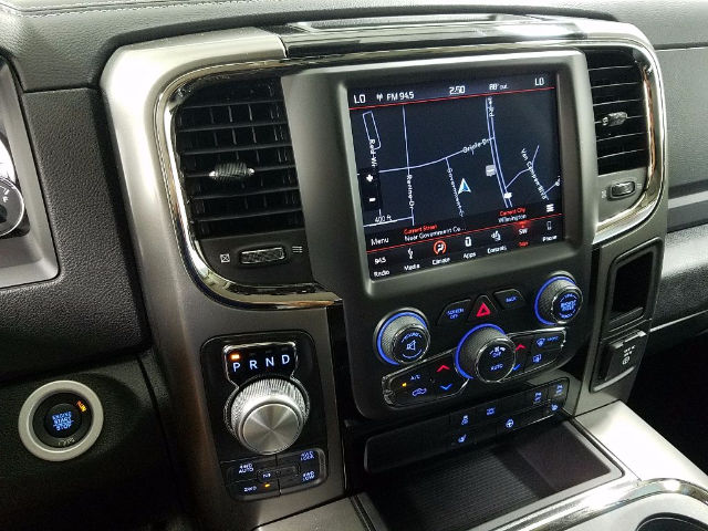 2018 Ram 1500 Crew Cab 4x4, Pickup #18132 - photo 16