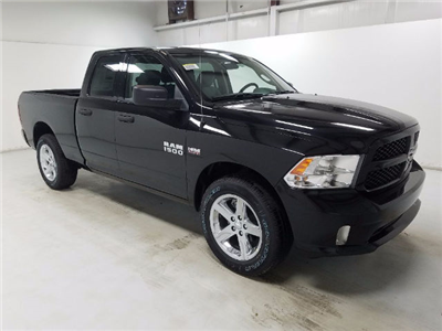 2018 Ram 1500 Quad Cab 4x4, Pickup #18140 - photo 3