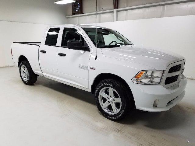2018 Ram 1500 Quad Cab 4x4, Pickup #18144 - photo 3