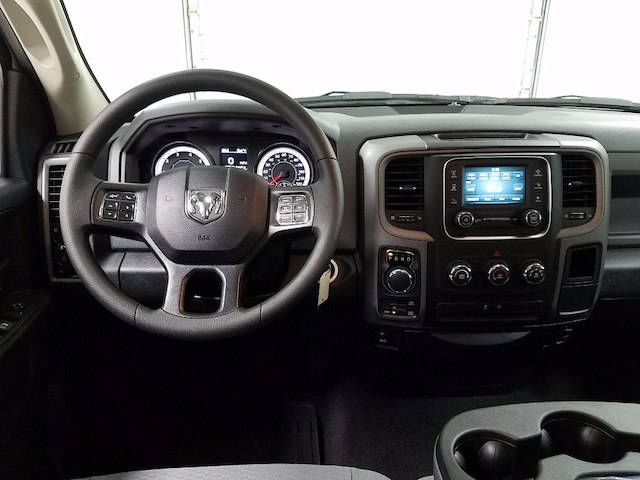 2018 Ram 1500 Quad Cab 4x4, Pickup #18144 - photo 14