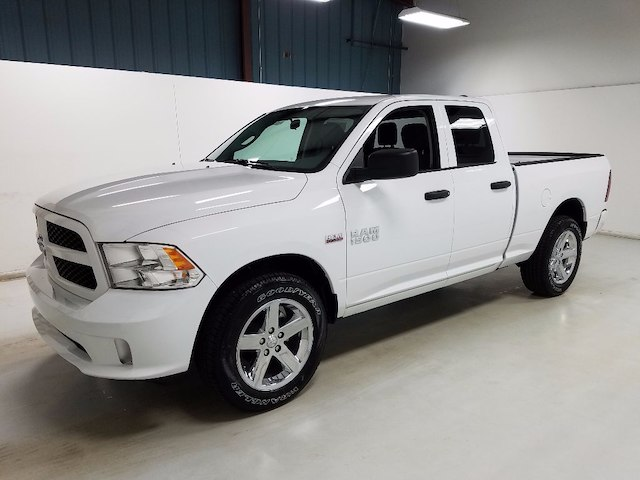 2018 Ram 1500 Quad Cab 4x4, Pickup #18144 - photo 1