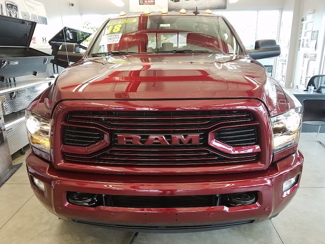 2018 Ram 2500 Crew Cab 4x4, Pickup #18149 - photo 4