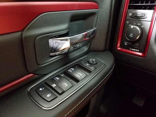 2018 Ram 1500 Crew Cab 4x4, Pickup #18166 - photo 22