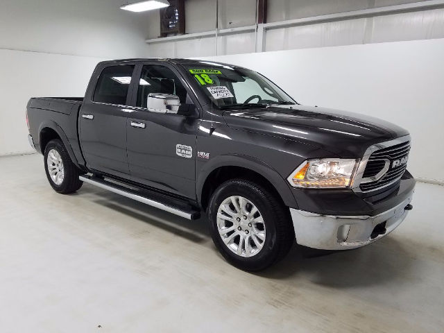 2018 Ram 1500 Crew Cab 4x4, Pickup #18173 - photo 3
