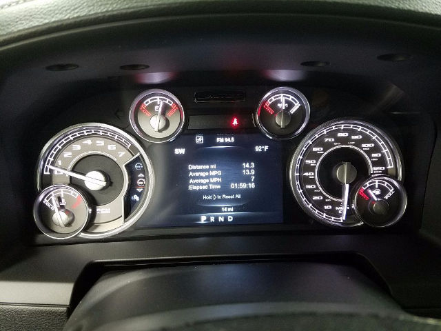 2018 Ram 1500 Crew Cab 4x4, Pickup #18259 - photo 21