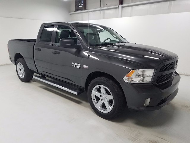 2018 Ram 1500 Quad Cab, Pickup #18341 - photo 21
