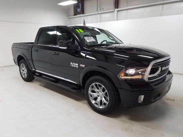 2018 Ram 1500 Crew Cab 4x4, Pickup #18342 - photo 3