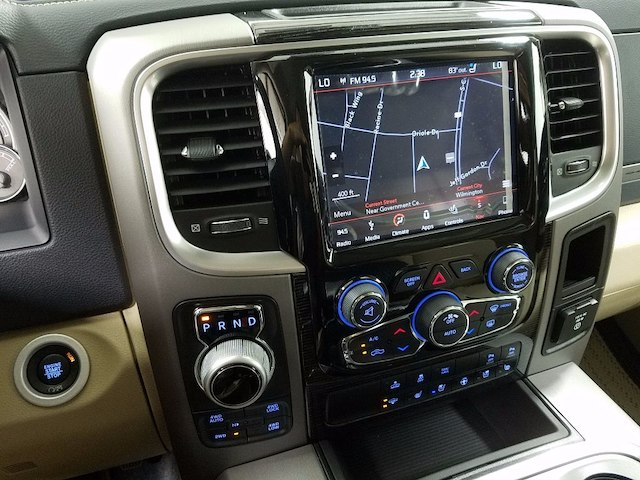 2018 Ram 1500 Crew Cab 4x4, Pickup #18342 - photo 17