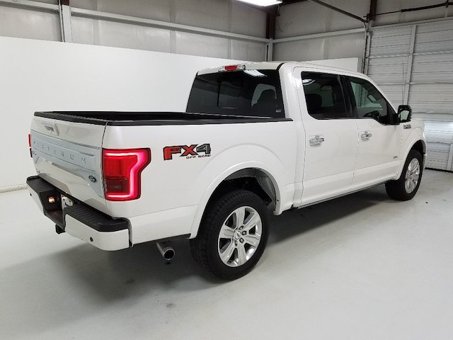 2016 F-150 SuperCrew Cab 4x4, Pickup #18342A - photo 2