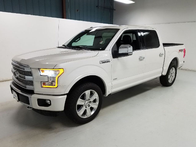 2016 F-150 SuperCrew Cab 4x4, Pickup #18342A - photo 6