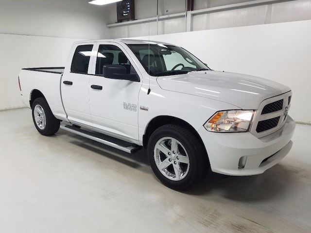 2018 Ram 1500 Quad Cab 4x4,  Pickup #18347 - photo 21