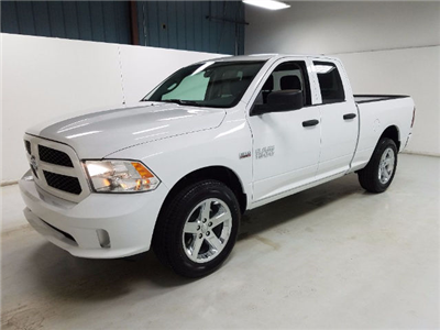 2018 Ram 1500 Quad Cab 4x4, Pickup #18369 - photo 1