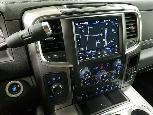 2018 Ram 2500 Crew Cab 4x4,  Pickup #18496-1 - photo 18
