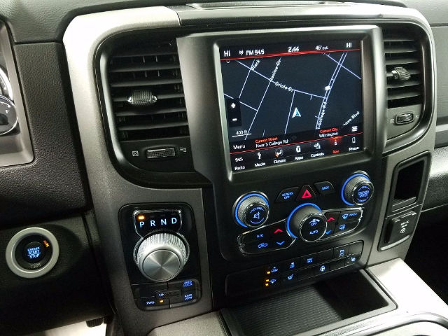 2018 Ram 1500 Crew Cab 4x4, Pickup #18512 - photo 17