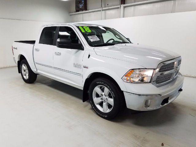 2018 Ram 1500 Crew Cab 4x4, Pickup #18518 - photo 3