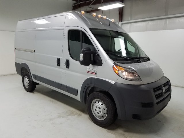 2018 ProMaster 1500 High Roof FWD,  Empty Cargo Van #18526-1 - photo 3