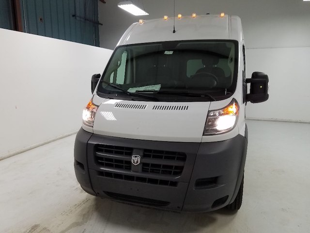2018 ProMaster 3500 High Roof FWD,  Empty Cargo Van #18528-1 - photo 7