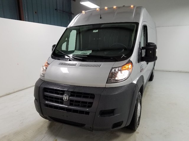 2018 ProMaster 3500 High Roof FWD,  Empty Cargo Van #18545-1 - photo 7