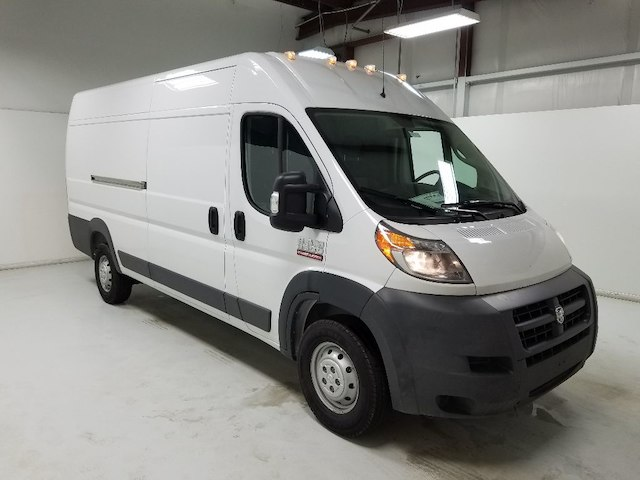 2018 ProMaster 3500 High Roof FWD,  Empty Cargo Van #18556-1 - photo 3