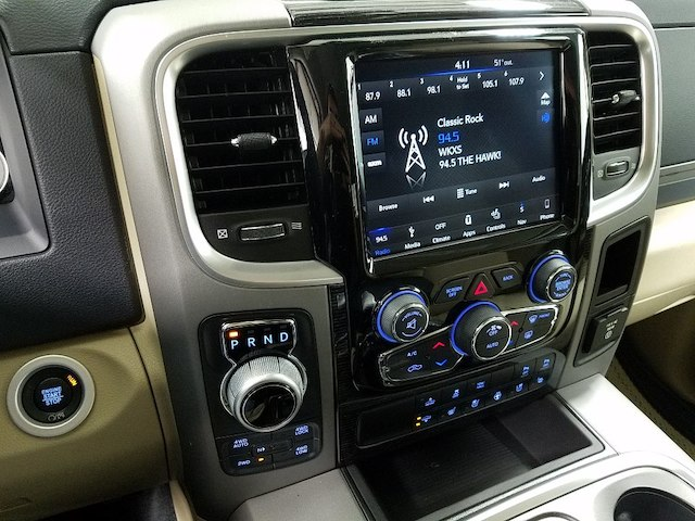 2018 Ram 1500 Crew Cab 4x4,  Pickup #18582 - photo 16