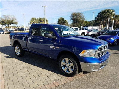 2018 Ram 1500 Quad Cab 4x4, Pickup #18590 - photo 1
