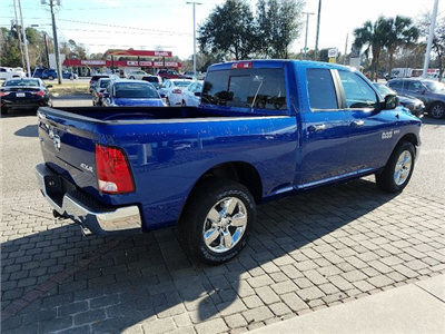 2018 Ram 1500 Quad Cab 4x4, Pickup #18590 - photo 2