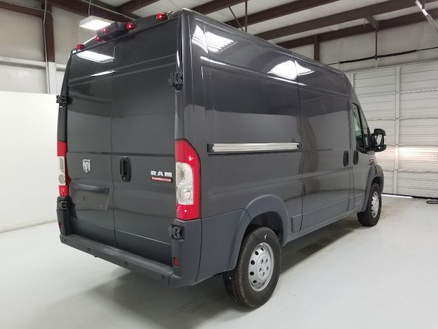 2018 ProMaster 2500 High Roof FWD,  Empty Cargo Van #18614-1 - photo 4