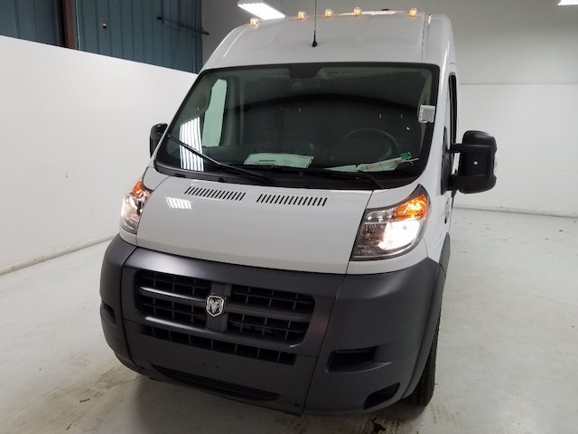 2018 ProMaster 2500 High Roof FWD,  Empty Cargo Van #18616-1 - photo 7