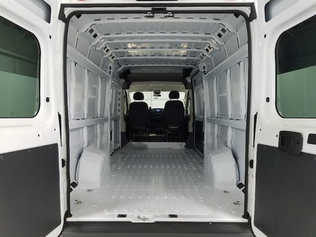 2018 ProMaster 3500 High Roof FWD,  Empty Cargo Van #18670-1 - photo 2