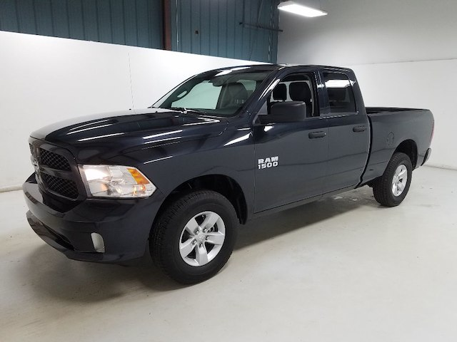 2018 Ram 1500 Quad Cab 4x4, Pickup #18734 - photo 1