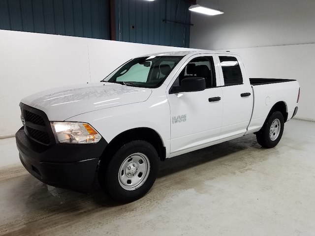 2018 Ram 1500 Quad Cab 4x4, Pickup #18751 - photo 1