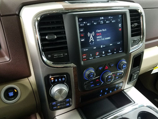 2018 Ram 1500 Crew Cab 4x4, Pickup #18795 - photo 16