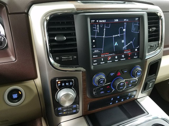 2018 Ram 1500 Crew Cab 4x4, Pickup #18795 - photo 18