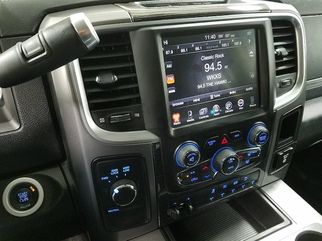 2014 Ram 3500 Mega Cab 4x4, Pickup #18868A - photo 25