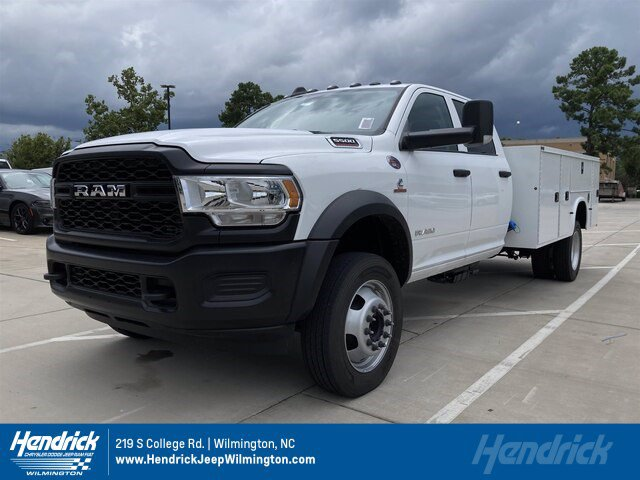 2020 Ram 5500 Crew Cab DRW 4x4, Knapheide Service Body #20203-1 - photo 1