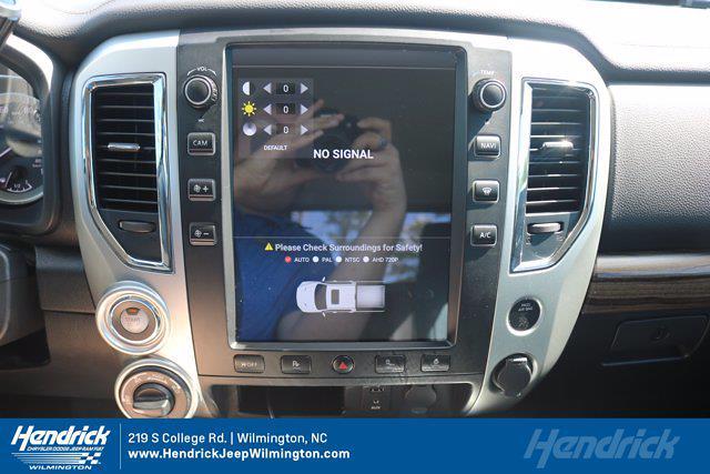 2017 Nissan Titan Crew Cab 4x4, Pickup #20231-1B - photo 26