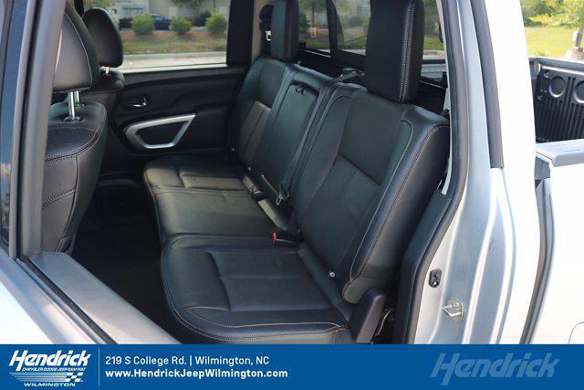 2017 Nissan Titan Crew Cab 4x4, Pickup #20231-1B - photo 34
