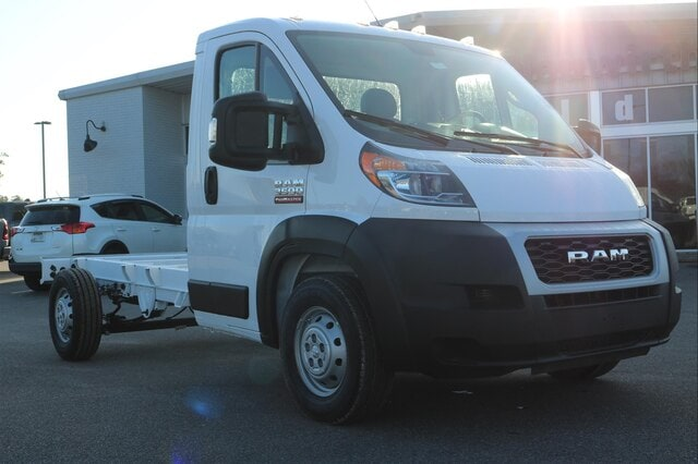2020 Ram ProMaster 3500 Standard Roof FWD, Cab Chassis #20692 - photo 1