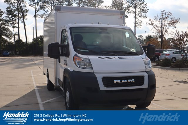 2020 Ram ProMaster 3500 FWD, Cab Chassis #20692 - photo 1