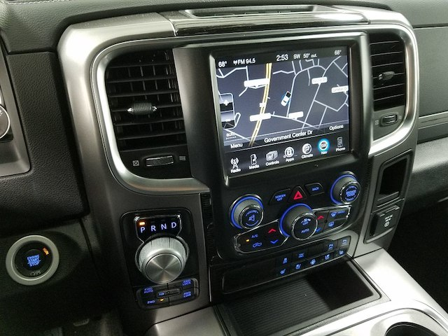 2017 Ram 1500 Crew Cab 4x4, Pickup #5740 - photo 19