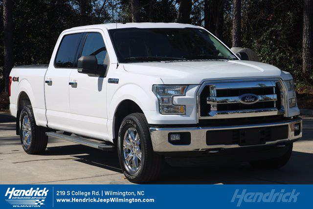 2015 Ford F-150 SuperCrew Cab 4x4, Pickup #DL10721A - photo 1