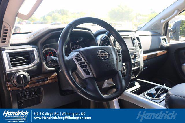 2016 Nissan Titan XD Crew Cab 4x4, Pickup #DM50322A - photo 25