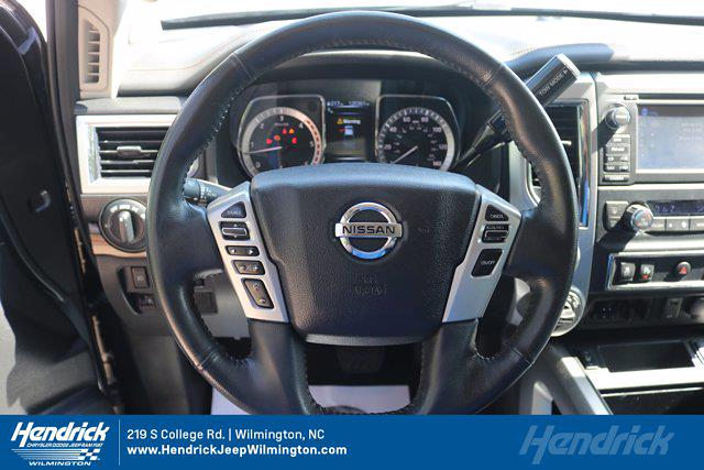 2016 Nissan Titan XD Crew Cab 4x4, Pickup #DM50322A - photo 29