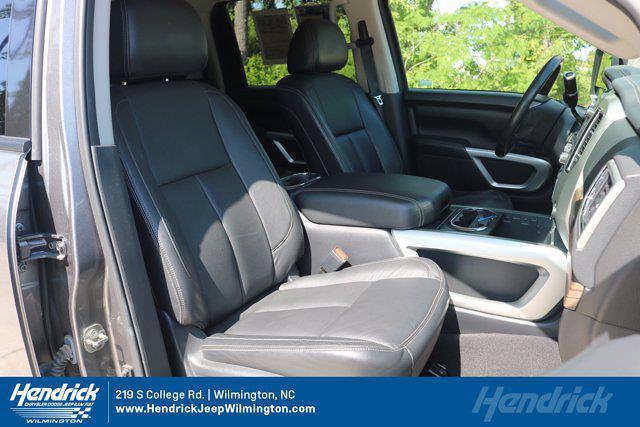 2016 Nissan Titan XD Crew Cab 4x4, Pickup #DM50322A - photo 30