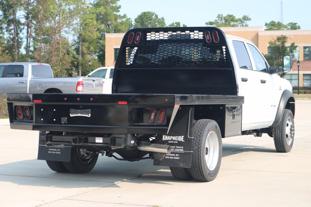 2020 Ram 4500 Crew Cab DRW 4x4, Knapheide Platform Body #L02729 - photo 1