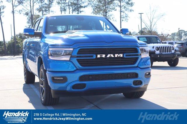 2020 Ram 1500 Crew Cab 4x4, Pickup #L18291 - photo 1